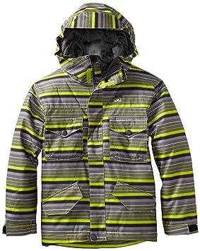 9ca7d3fb9 DC Boy s Servo Snowboard Jacket  Amazon.ca  Sports   Outdoors