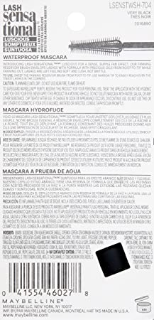 Amazon.com : Maybelline New York Lash Sensational Luscious ...