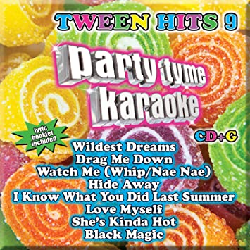 Party Tyme Tween Hits 9 8+8-song G