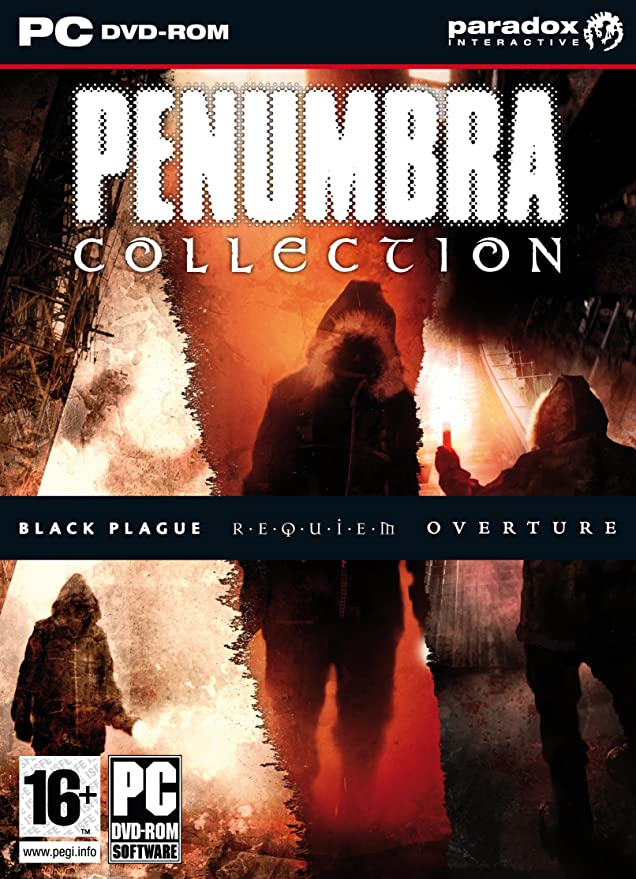 Complete Penumbra Collection (PC DVD) [Importación inglesa]: Amazon.es: Videojuegos