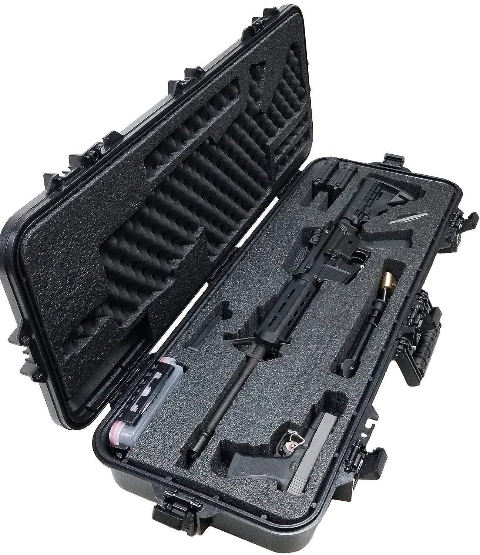 Case Club Pre-Made AR15 - Funda impermeable con gel de ...