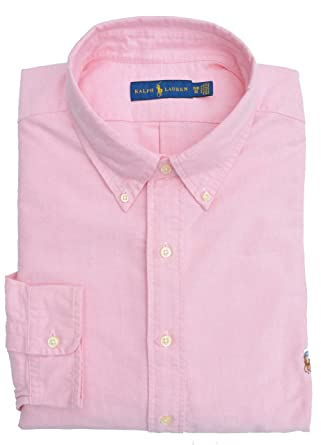 low price best wholesaler factory outlet Ralph Lauren Big & Tall Hemd Sport Shirt Oxford Baumwolle ...