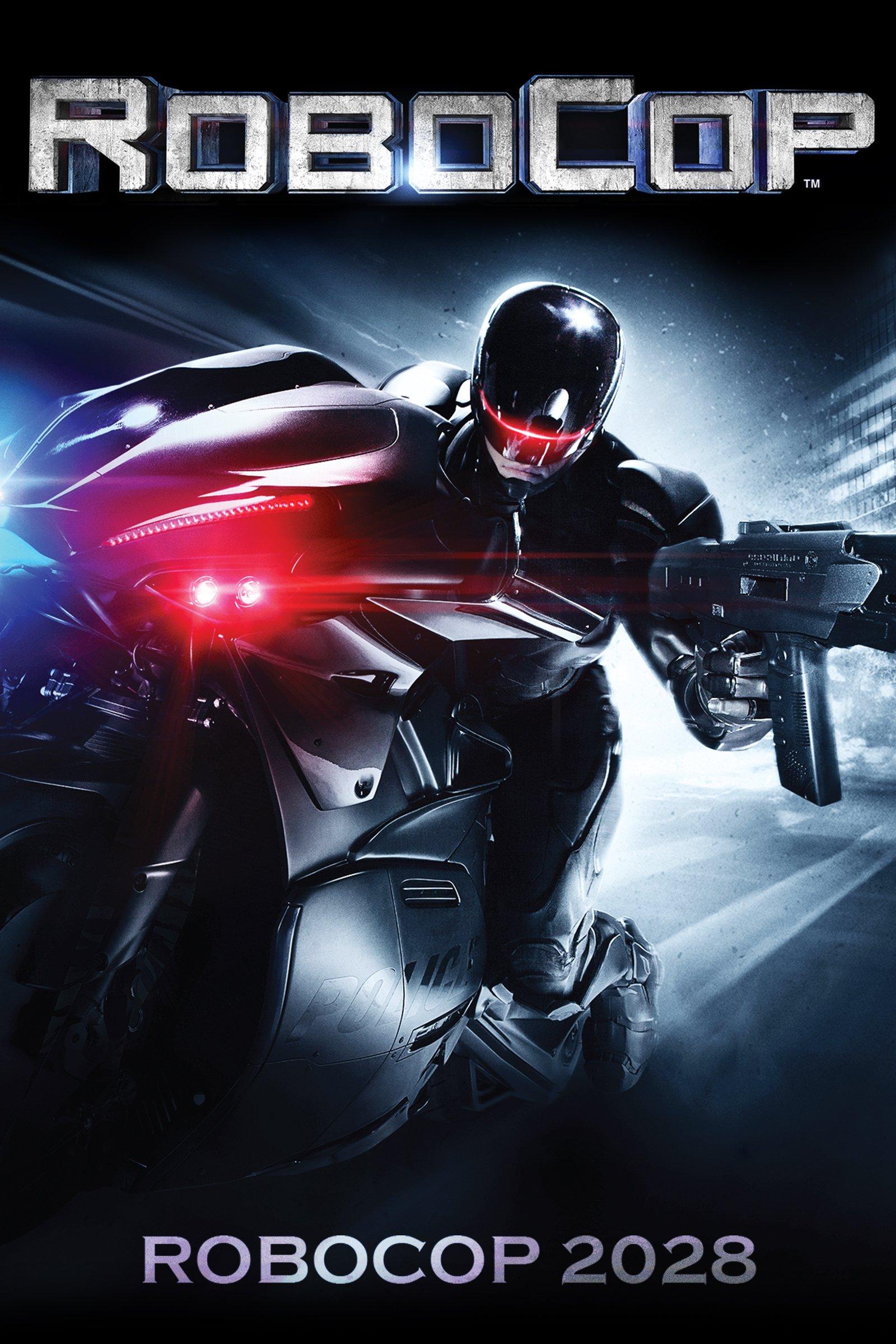 Amazon.com: Robocop BEHIND THE SCENES: RoboCop 2028: Joel ...