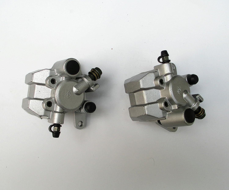New Front Brake Caliper Set for YAMAHA KODIAK 400 1999-2006 KODIAK 450 2003-2006