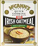 McCANN'S Irish Oatmeal, Quick Cooking Rolled Oats, 16-Ounce Boxes (Pack of 6)