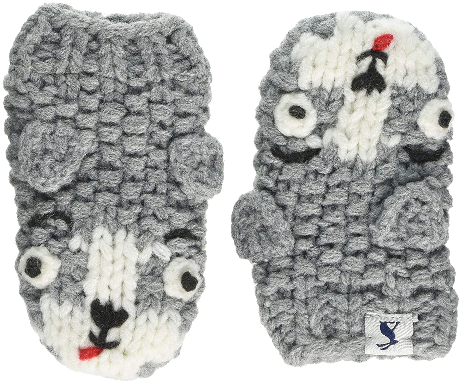 Joules Baby Boys' Chummy Mittens