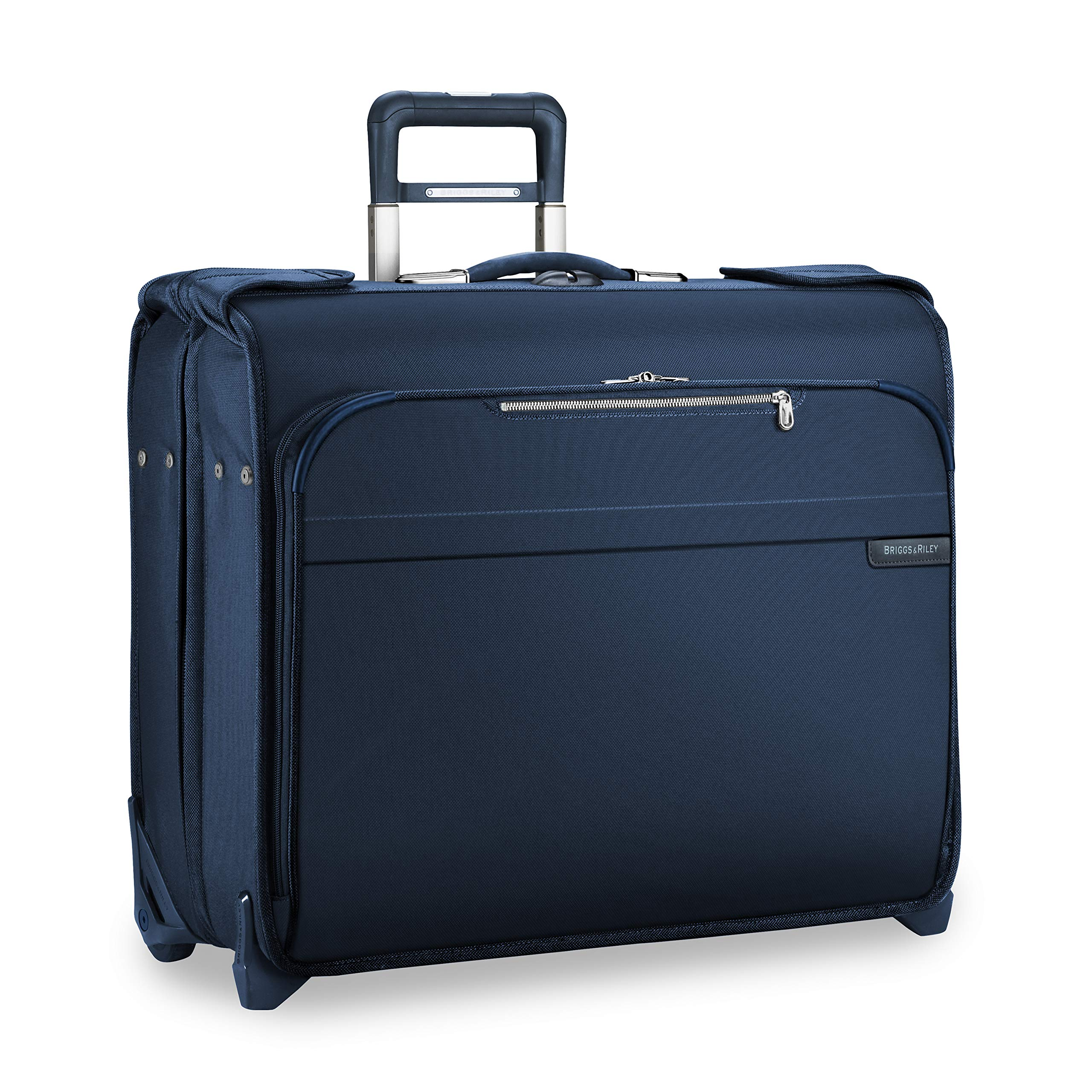 Briggs & Riley Baseline Deluxe Garment Bag, 2 Wheel, Navy