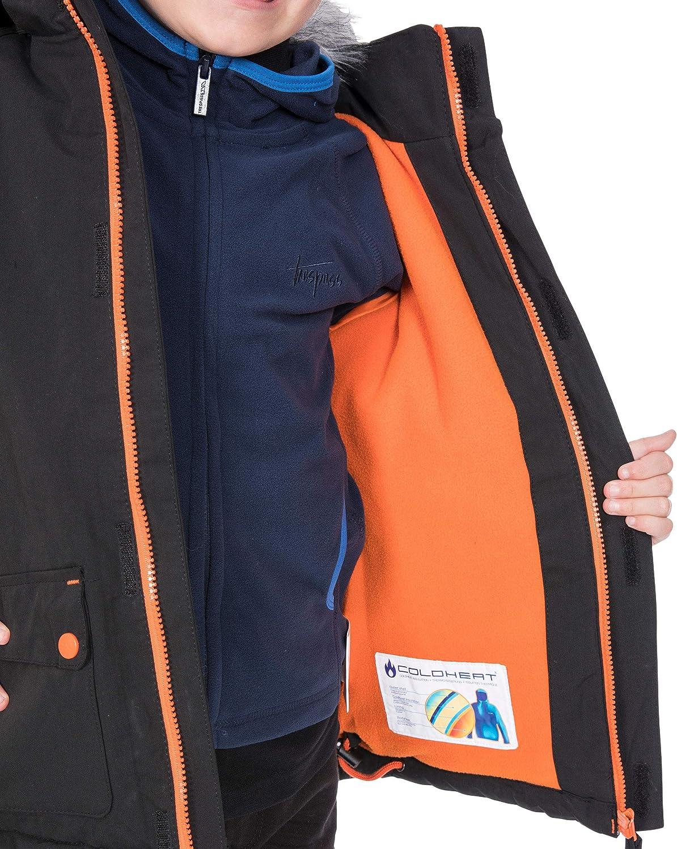 Trespass Boys Holsey Tp50 Jacket
