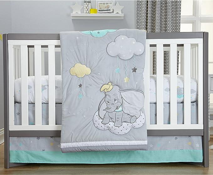 Disney Dream Big 3 piezas para cuna juego de cama: Amazon.es: Bebé