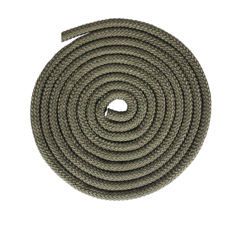 Extreme Max 3008.0316 Black 3//8 x 100 16-Strand Diamond Braid Utility Rope