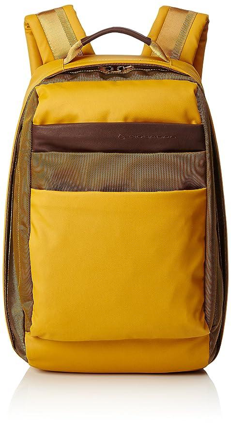 Piquadro Mochila de a diario, amarillo (Amarillo) - CA3969S87/G