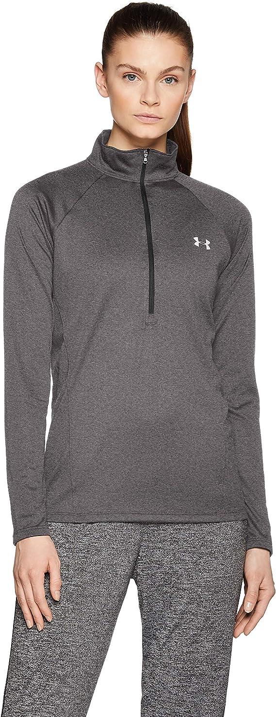 Under Armour 安德玛 UA Tech 半拉链 女式运动健身上衣 M码5折$22.5 海淘转运到手约¥202
