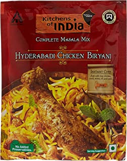 Kitchens of India Hyderabadi Chicken Biryani Masala Mix  80gKitchens of India Butter Chicken Masala Mix  80g  Amazon in  . Amazon Kitchens Of India Butter Chicken. Home Design Ideas