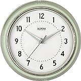 Amazon Com Westclox 32042r Retro 1950 Kitchen Wall Clock