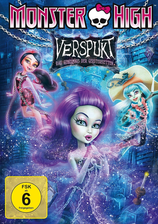 Monster High - 13 Wünsche: Amazon.de: Steve Sacks: DVD & Blu-ray