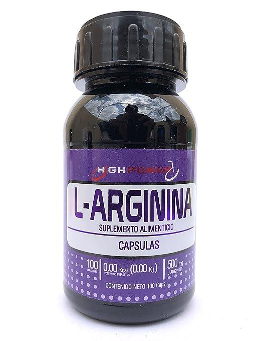 Como tomar l-arginina y glutamina