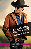 Texan for the Taking (Boone Brothers of Texas)