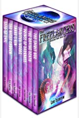 The Freelancers box set: SEVEN books of supernatural detective thrills + bonus stories Kindle Edition