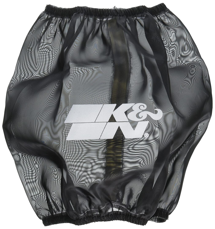 K&N YA-7008DK Black Drycharger Filter Wrap - For Your K&N YA-7008 Filter K&N Engineering