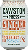 Cawston Sparkling Ginger Beer Cans 330 ml (Pack of 12)
