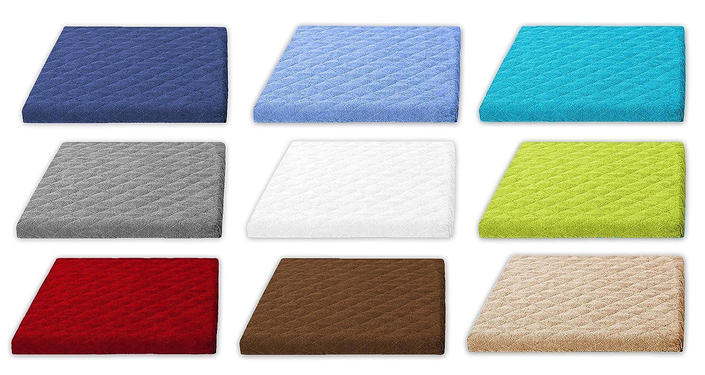 Secadora y Lavadora Funda Protectora, Tamaño: Aprox. 60 cm x 60 cm x 6 cm de Brand Seller, Rojo, 60x 60 x 6 cm