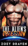 The Alien's Obsession (A SciFi Alien Warrior Romance) (Warriors of Luxiria Book 6) (English Edition)