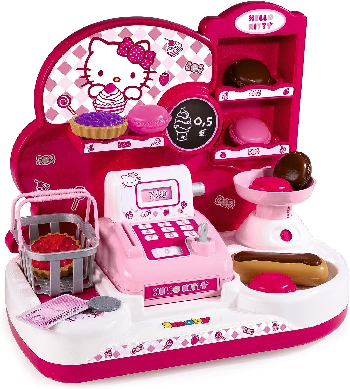 Smoby – Juguete Hello Kitty para niñas, Color Rosa (24085): Amazon ...
