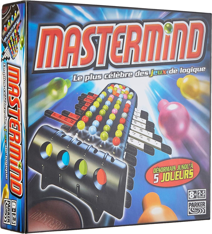Parker Mastermind Board Game - Juego de estrategia (contenido en francés): Amazon.es: Juguetes y juegos
