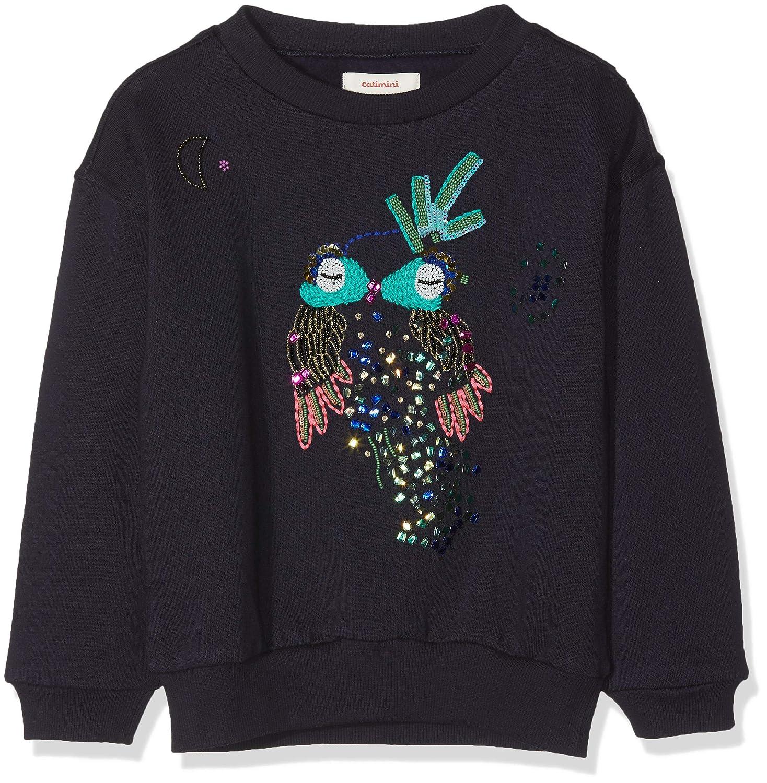 Catimini Girl's Sweat Molleton Pour Sweatshirt CM15025