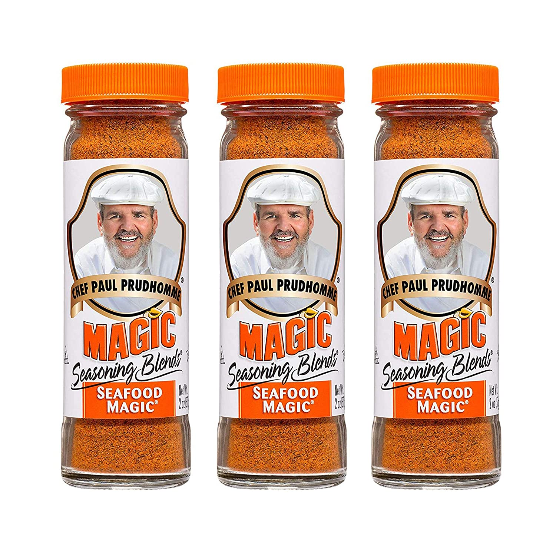 Chef Paul Seafood Magic 2.0 OZ (Pack of 3)