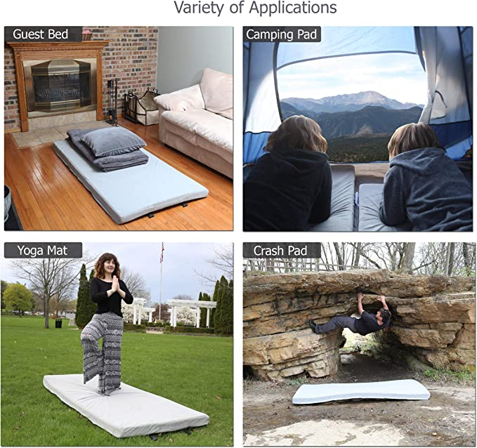 Better Habitat Camping Mattress With Waterproof Cover