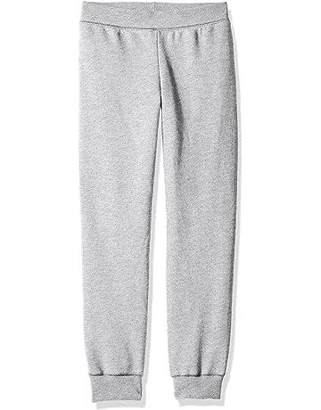 14f20511d95b Hanes Big Girls  ComfortSoft Ecosmart Fleece Jogger Pants