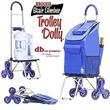 DBest Bigger Trolley Dolly
