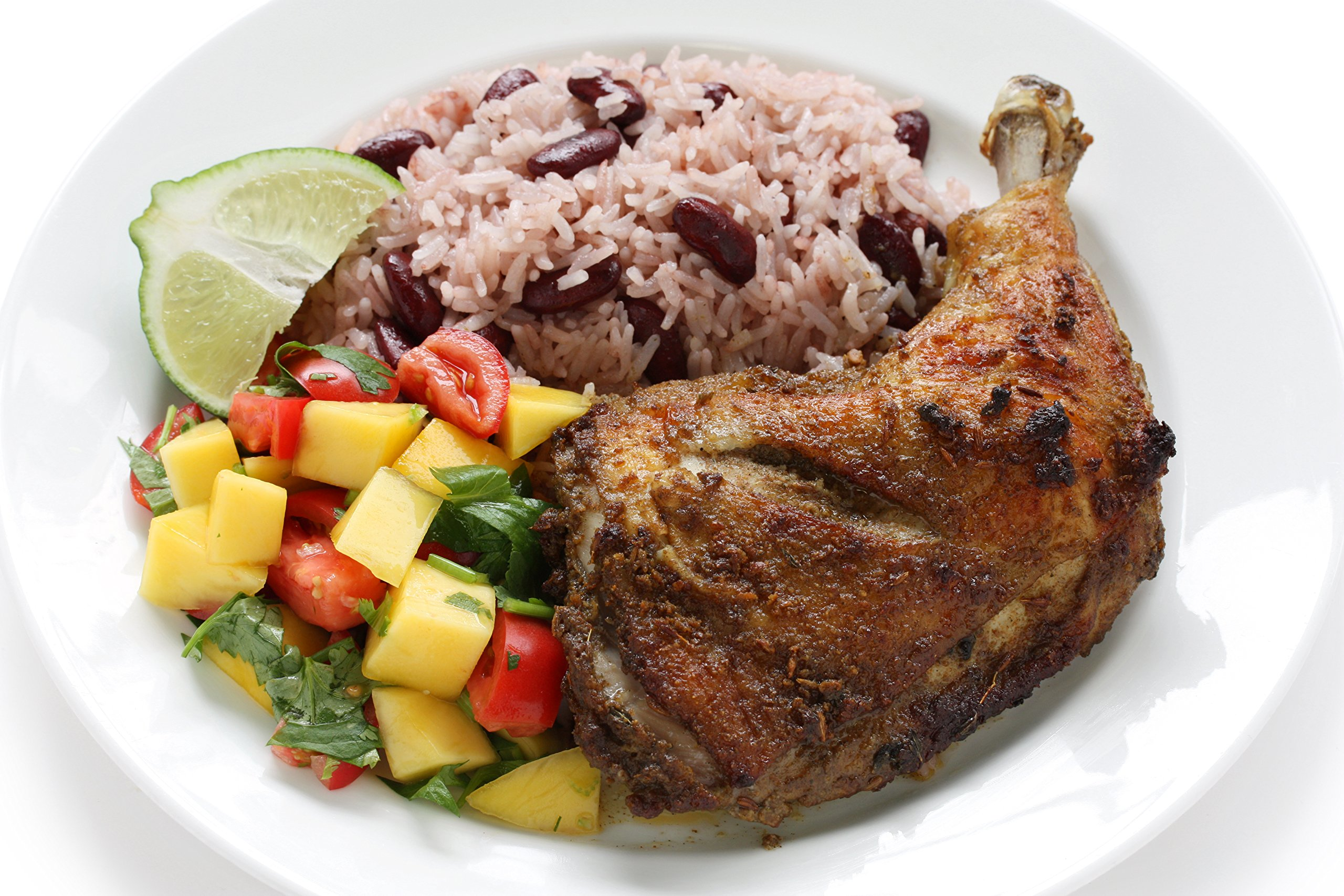 Grace Jerk Seasoning - Mild - 12 Pack x 10 oz - Authentic Jamaican Jerk Sauce - Great Jerk Marinade for Jerk Chicken, Pork, Fish, Vegetables, Tofu and More - Bonus Jerk Cooking Recipe Book by Grace (Image #3)
