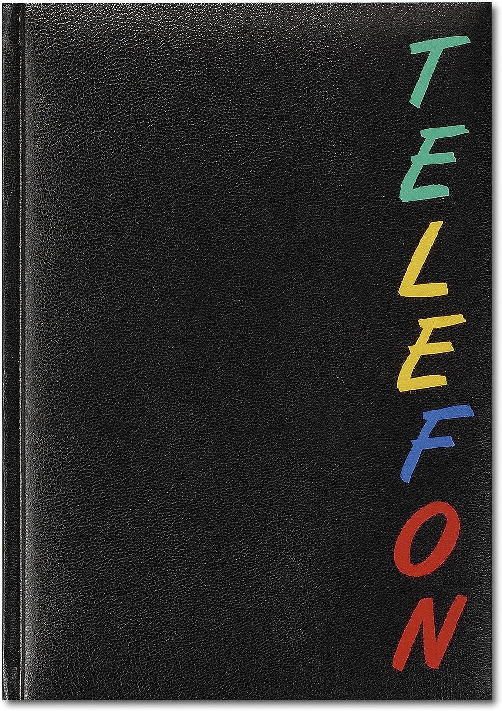 Assorted Colours Herlitz Skai Telephone Book Index