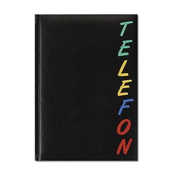 Herlitz 22376 - Libreta de direcciones A5