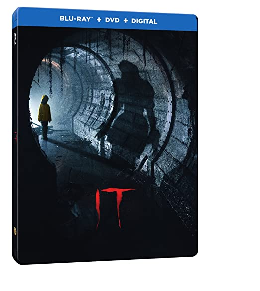 It (Blu-ray + DVD + Digital Combo Pack)
