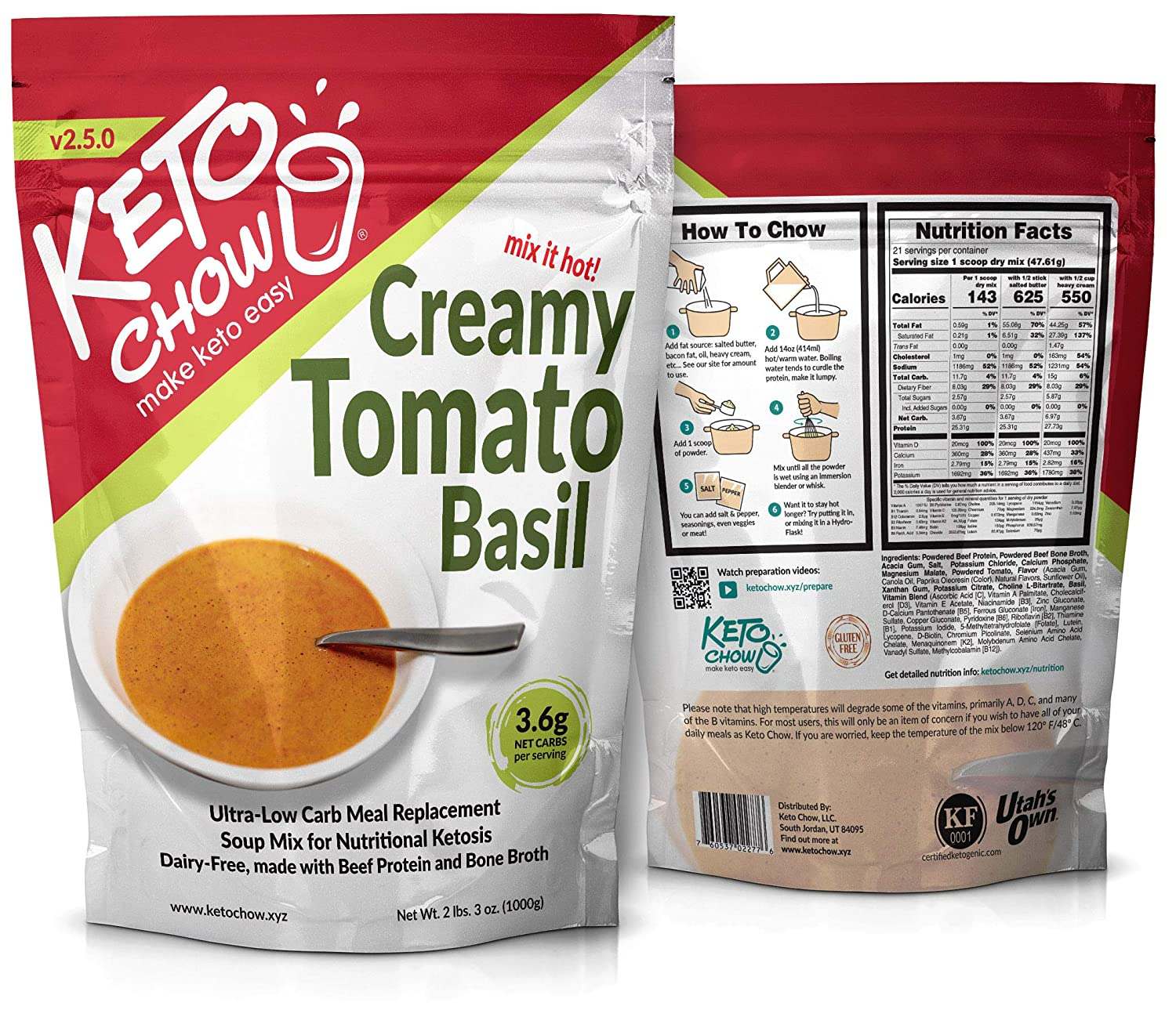 Is heavy cream keto