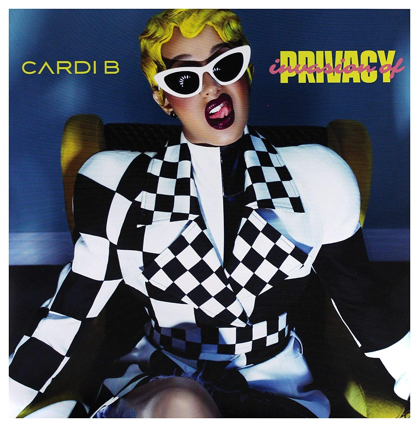 Cardi B Invasion Of Privacy Vinyl Lp
