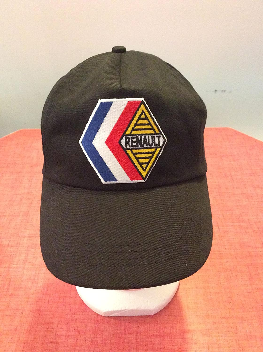 CASQUETTE ECUSSON PATCHES AUFNAHER TOPPA - RENAULT BLUE HAWAI