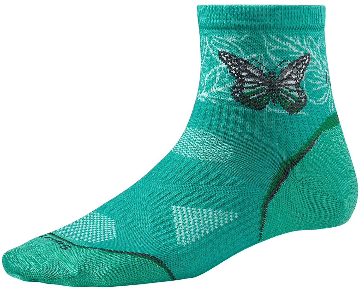 Smartwool Women's SmartWool Women's PhD Ultralight Run Mini-Crew Sock
