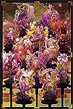 1500ピース ジグソーパズル パズルの達人 ファンタジックアート 大和國之有栖(やまとくにのありす) スモールピース(50x75cm)