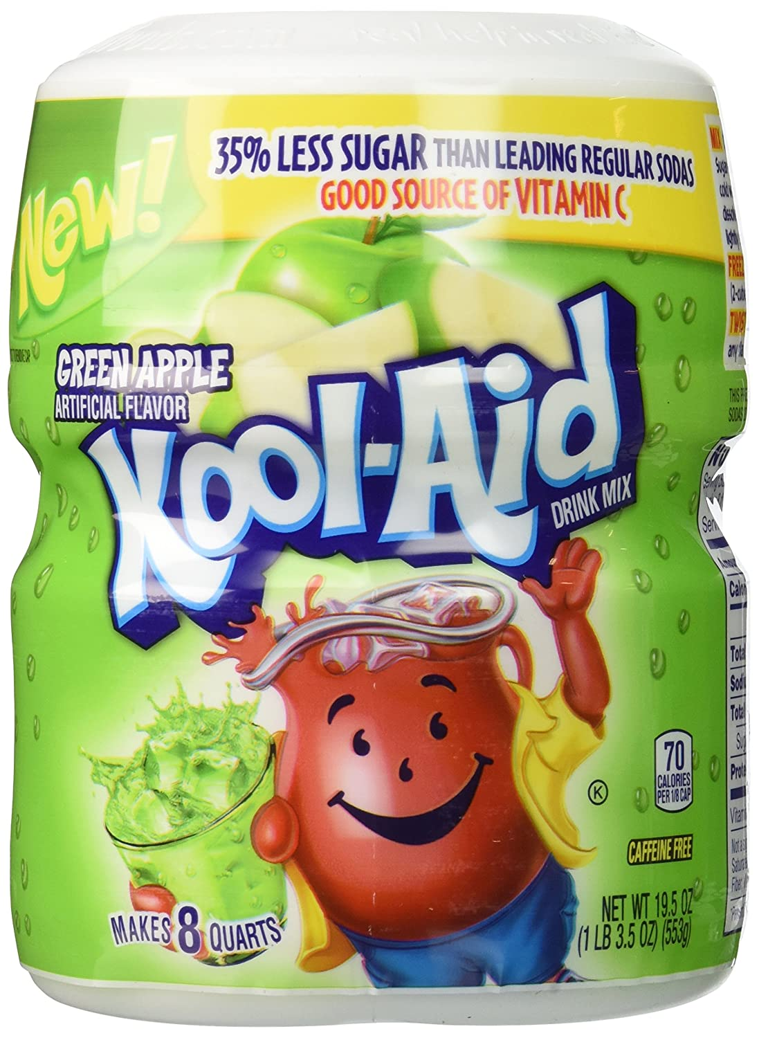 Kool-aid, Green Apple 2 Pack