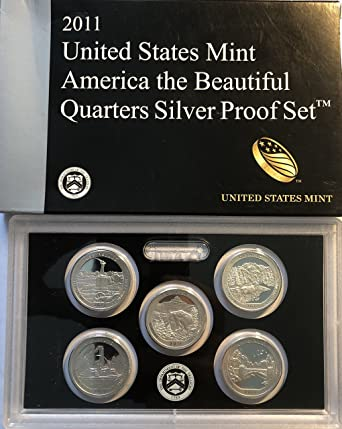 2011 US Mint Proof Set Original Box /& COA  14 Coins Total