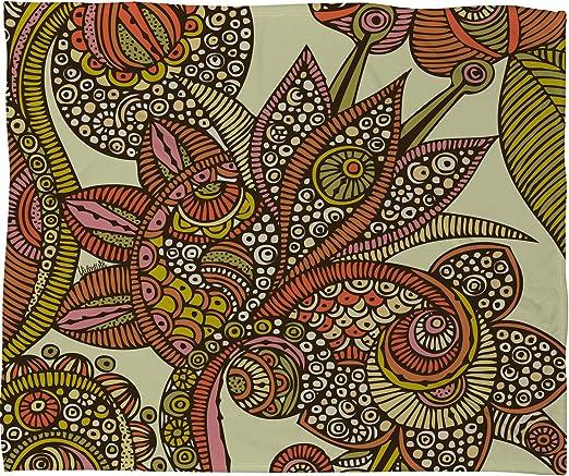 Deny Designs Valentina Ramos The Bird Fleece Throw Blanket 50 x 60
