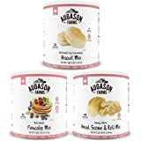 Augason Farms Bakery Food Storage Kit #10 Can 3 Pack