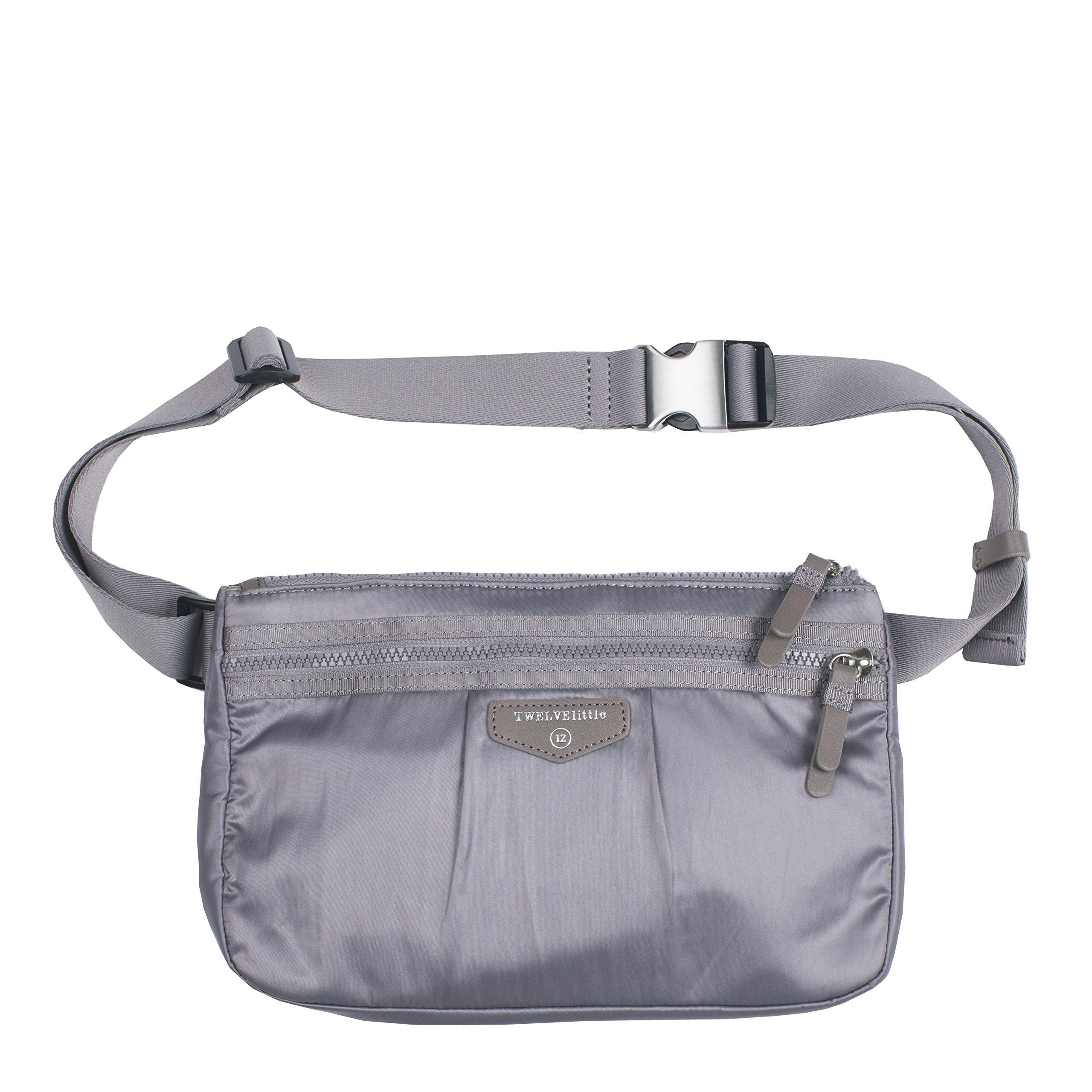 TWELVElittle Fanny Pack, Grey
