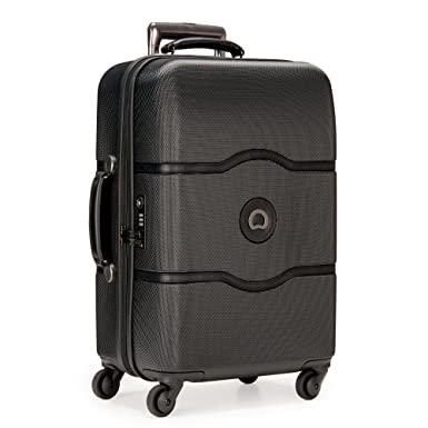 Amazon.com | Delsey Luggage Chatelet 19 Inch Carry-On Spinner ...