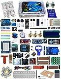 Quad Store(TM) - Ultimate Kit for Arduino Uno R3 (Professional Kit)