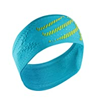 Compressport Headband On/Off - Cinta de Cabeza Unisex, Talla única